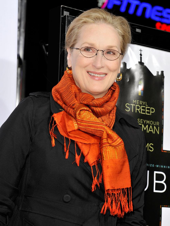 Meryl Streep AFI FEST