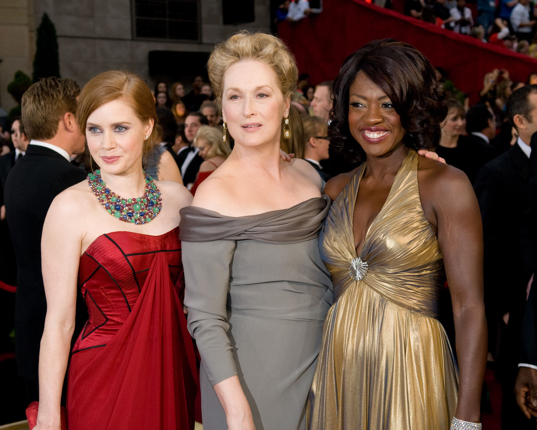 Amy Adams, Meryl Streep, Viola Davis