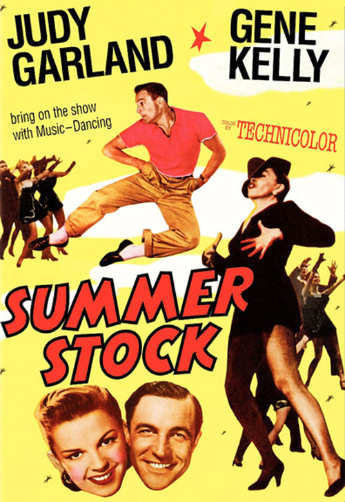 Summer Stock with Gene Kelly, Judy Garland