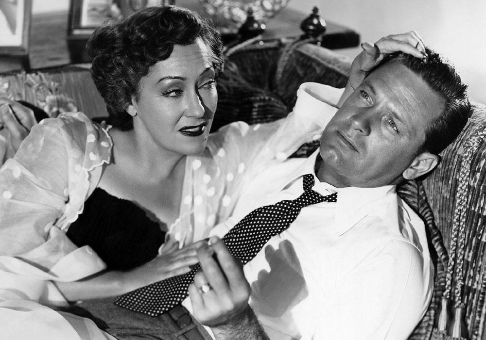 William Holden, Gloria Swanson in Sunset Boulevard