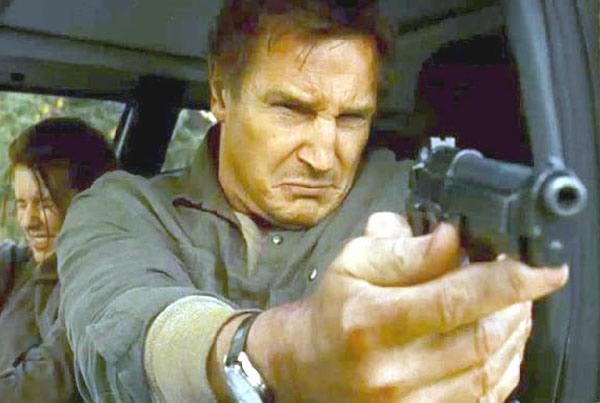 Taken 2 Liam Neeson