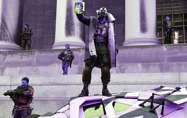 The Dark Knight Rises box office Bane Occupy Gotham