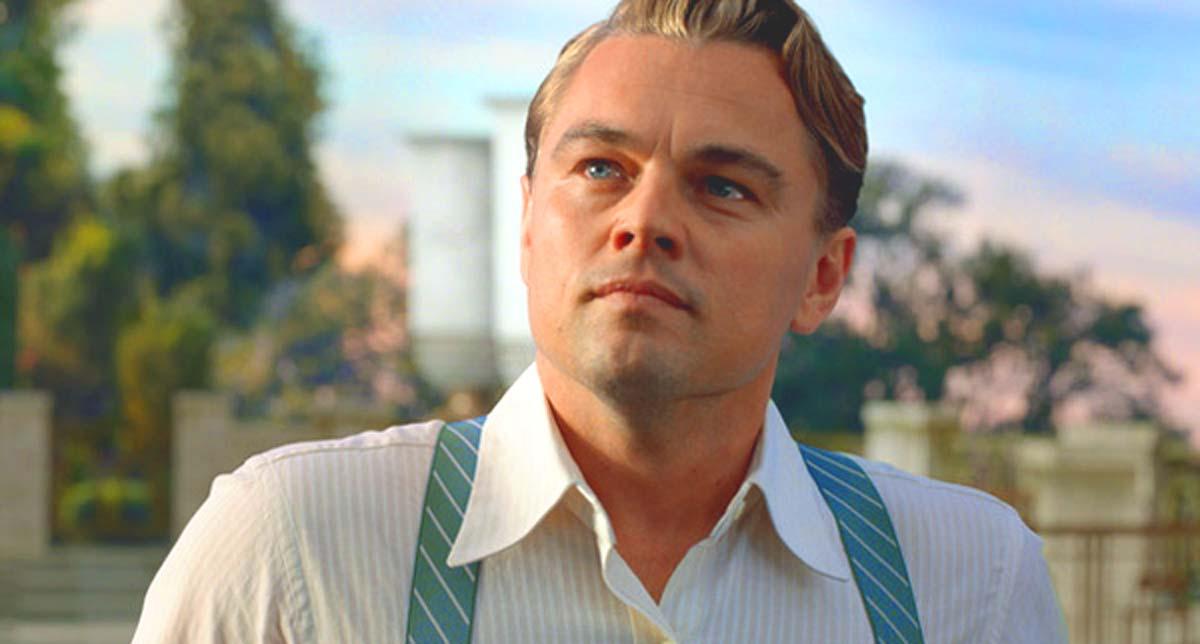 The Great Gatsby characters: Leonardo DiCaprio Jay Gatsby
