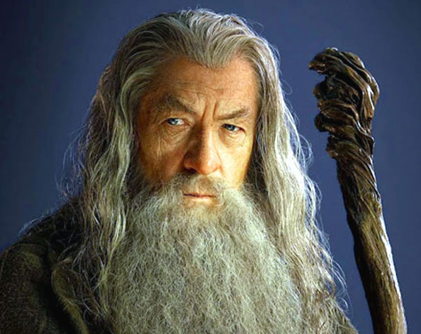 The Hobbit Gandalf Ian McKellen