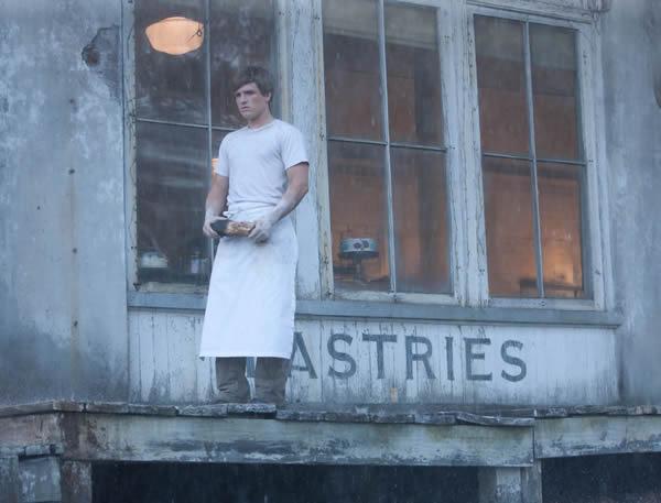 The Hunger Games Josh Hutcherson