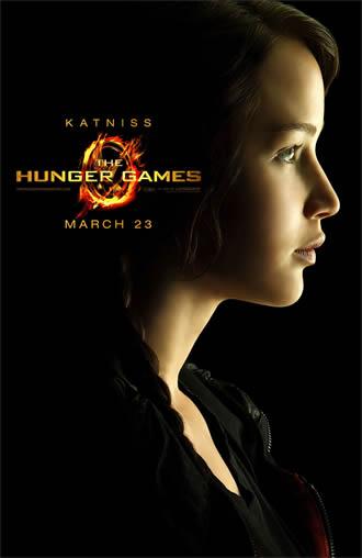 The Hunger Games Katniss Jennifer Lawrence
