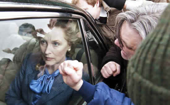 Meryl Streep Margaret Thatcher The Iron Lady