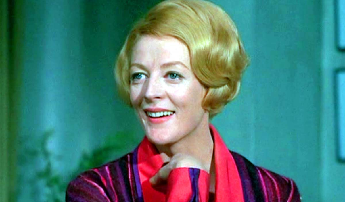 The Prime of Miss Jean Brodie Maggie Smith Muriel Spark novel
