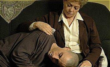 Tied Hands (2006) directed by Dan Wolman, starring Gila Almagor, Ido Tadmor