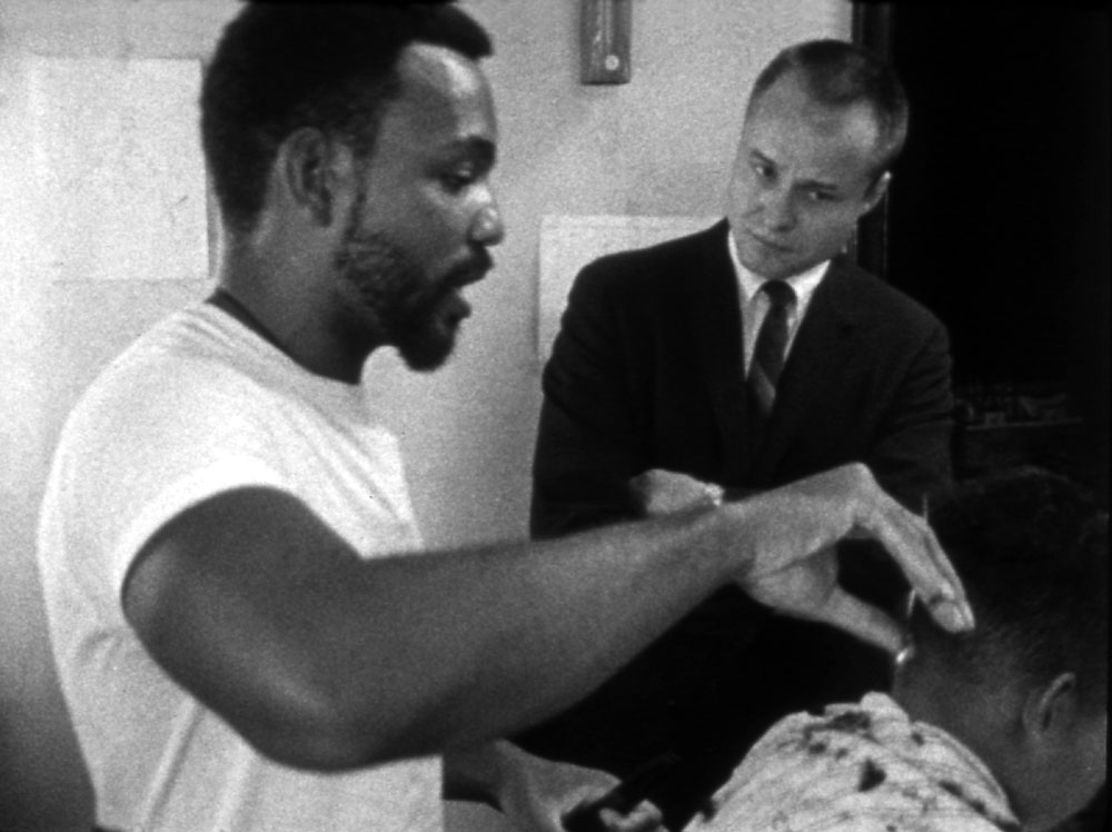 Ernie Chambers Bill Youngdahl A Time for Burning