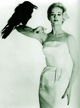 Tippi Hedren The Birds