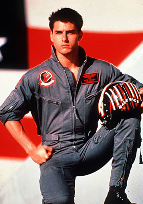 Tom Cruise Top Gun Movie Remake or sequel? Stud Maverick