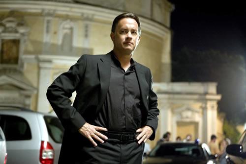 Tom Hanks, Angels & Demons
