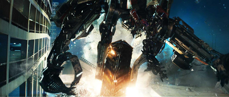 Transformer: Revenge of the Fallen