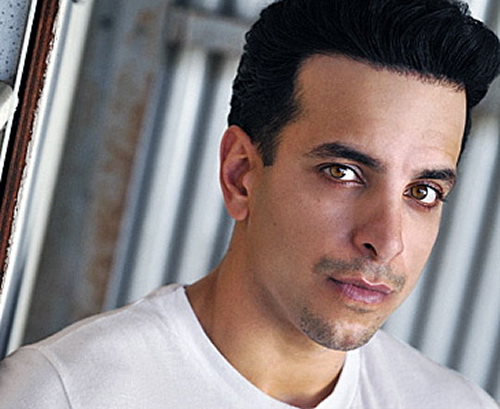 Val Lauren: Sal Mineo biopic actor