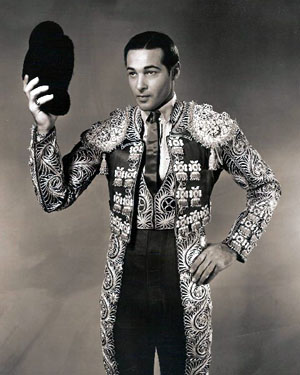 Anthony Dexter in Valentino