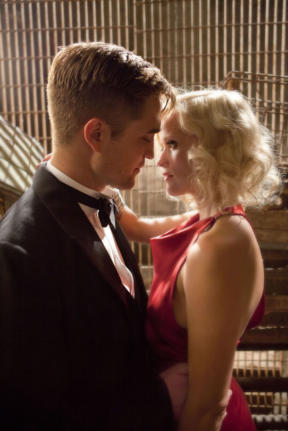 Robert Pattinson, Reese Witherspoon in Francis Lawrence's Water for Elephants