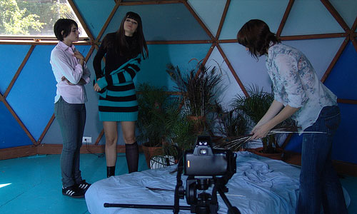 Melia Renee, Mary Elise Hayden in We Are the Mods by E. E. Cassidy