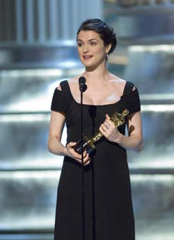 Rachel Weisz - Oscar 2006
