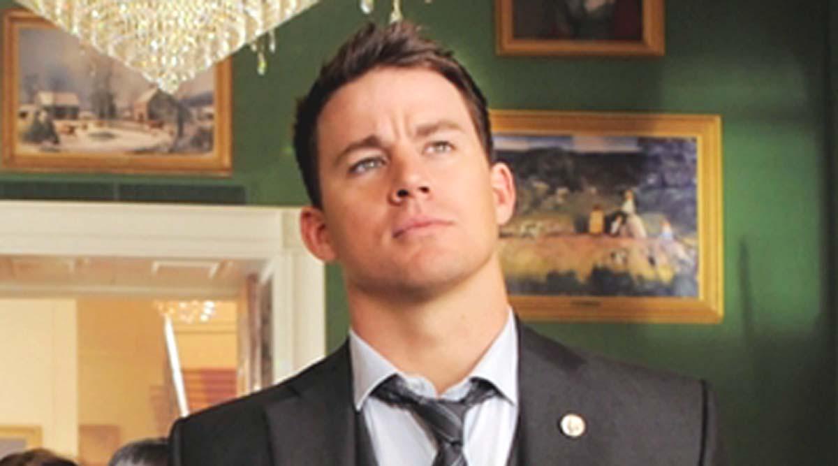 White House Down movie Channing Tatum