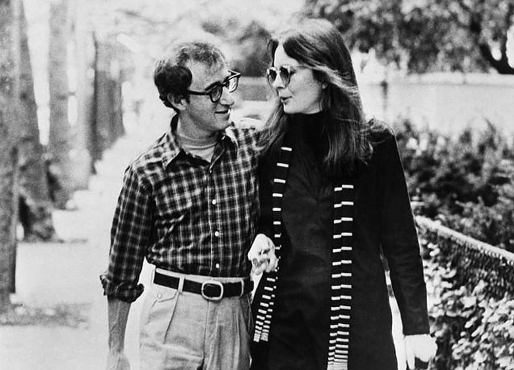 Woody Allen, Diane Keaton, Annie Hall