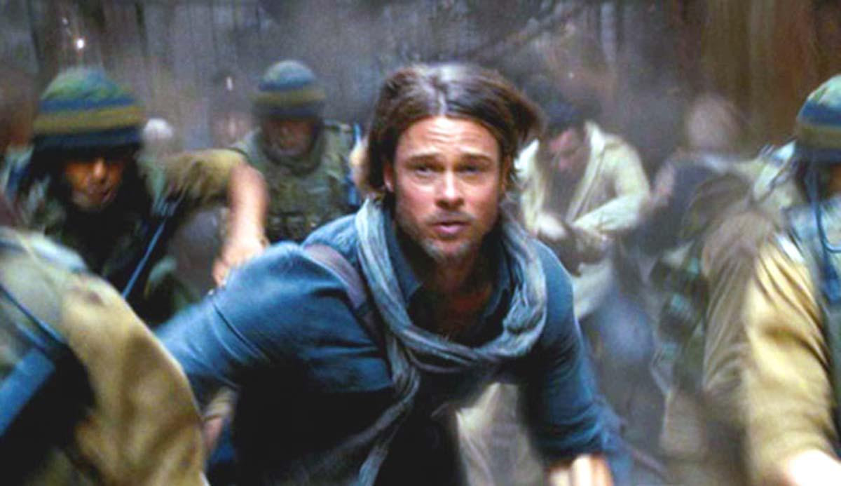 World War Z trailer HD Brad Pitt
