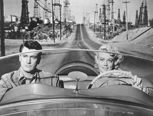 Written on the Wind Rock Hudson Dorothy Malone: No respect for speed limits