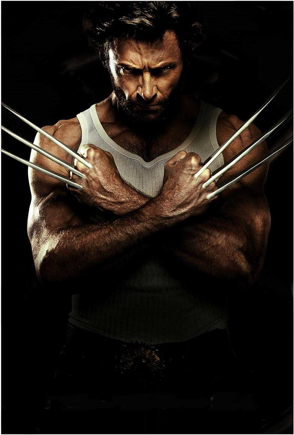 Hugh Jackman in X Men Origins: Wolverine