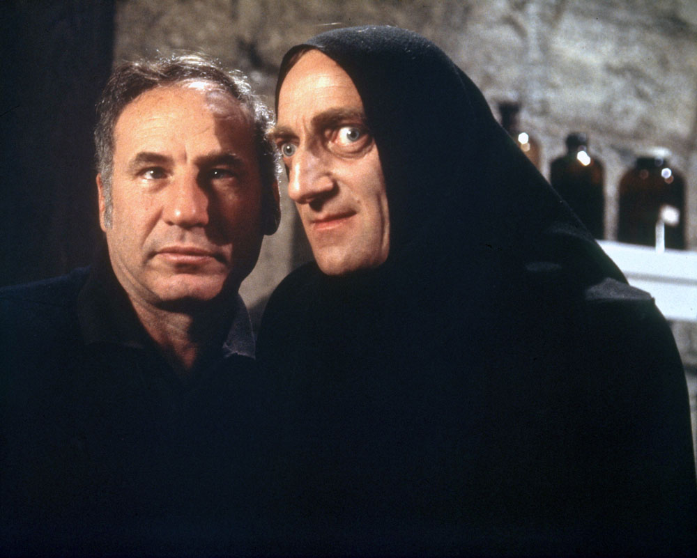 Mel Brooks Young Frankenstein Marty Feldman